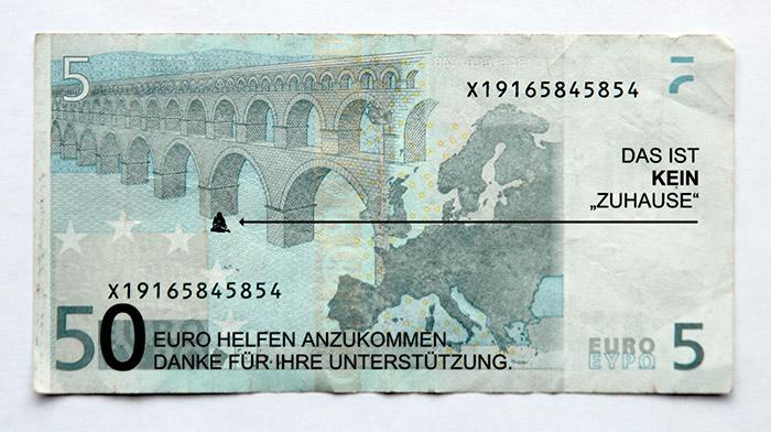ACHTUNG! KUNST! ACHTUNG! MENSCHEN! Ralf Kopp - Geldkunst