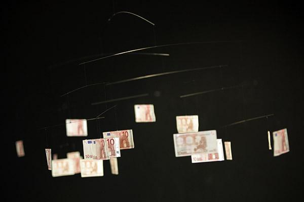 bestregARTs - Entlang der Mainzer - Gleichgewichtsanalyse - Geldmobile
