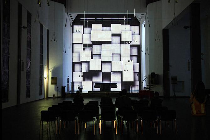 Optical Extension von Ralf Kopp @ Matthäuskirche Frankfurt