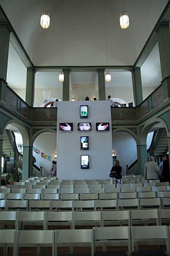 ralf kopp - ev. Kirche Büttelborn - die leiden des jungen j. AT
