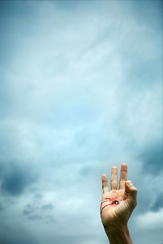 Handzeichen, OK, Okay, ralf kopp - Dualsymbolik I 05