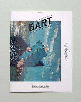 BART - Magazin für Kunst und Gott - Kirche, Kreuz und Kopp - Ralf Kopp