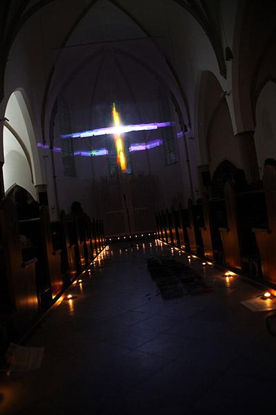 Videokunst trifft Kirche  - ralf kopp