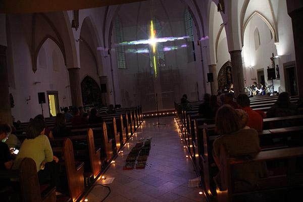 Nacht der Kirchen in St. Josef, BDKJ