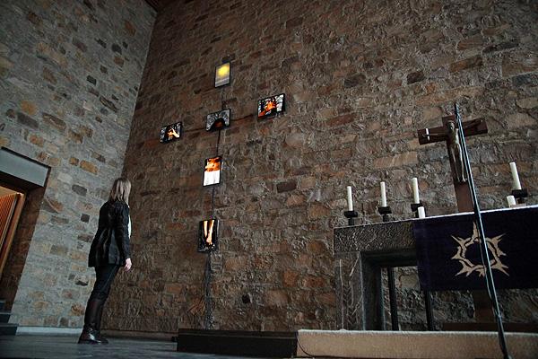 ralf kopp - Die Leiden des jungen J. - Michaelskirche Darmstadt