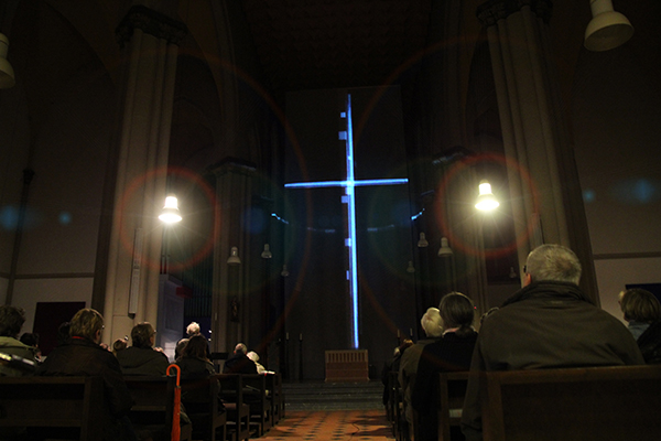 Im Kreuz ist Leben - Liebfrauenkirche Düsseldorf