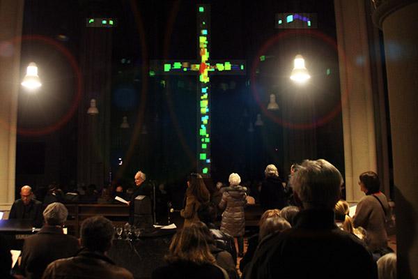Passionszeit 2015 - Liebfrauenkirche Düsseldorf