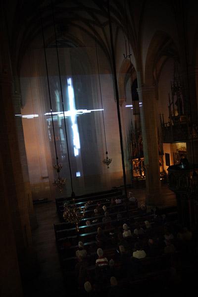 Ursprung IV, Nacht der Kirchen Graz, Stadtpfarrei - ralf kopp