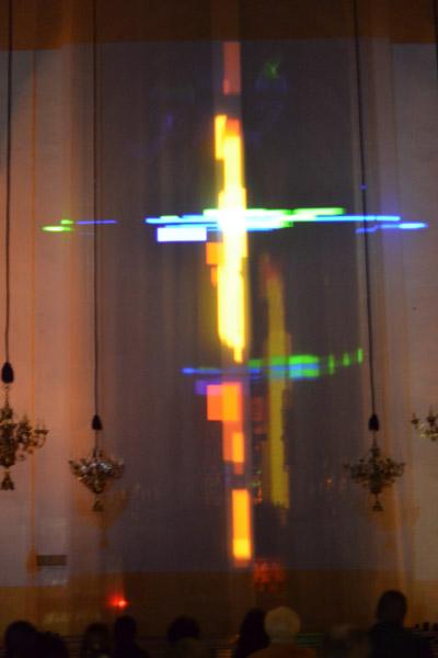 Ursprung, lange Nacht der Kirchen Graz, Stadtpfarre - Katrin Leinfellner 01g