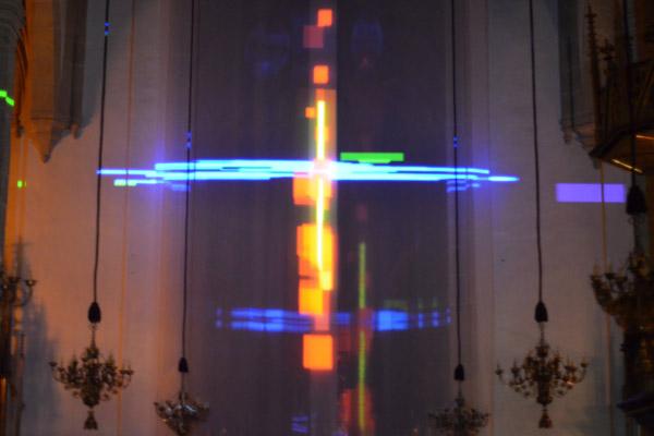 Ursprung, lange Nacht der Kirchen Graz, Stadtpfarre - Katrin Leinfellner 02g