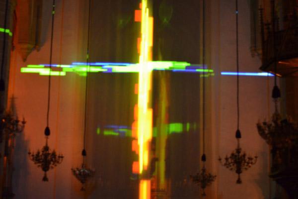 Ursprung, lange Nacht der Kirchen Graz, Stadtpfarre - Katrin Leinfellner 05g
