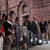 Das Team (Sprecher, Musiker, Helfer) - Stiftskirche Kaiserlslautern