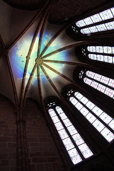 Stiftskirche Kaiserlslautern - Lautrer Geschichten mit Gott