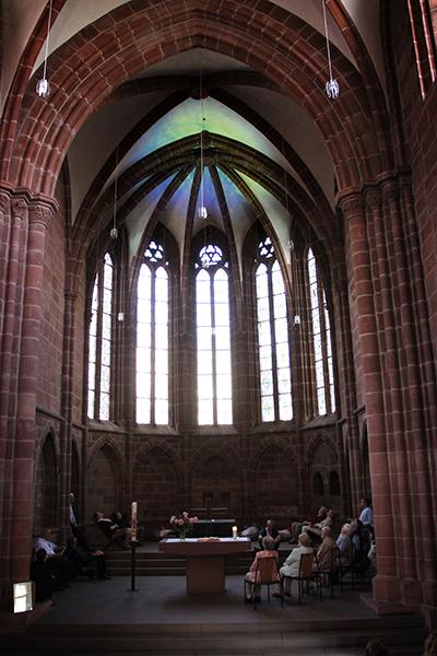Luther in der Stiftskirche Kaiserlslautern - Ralf Kopp