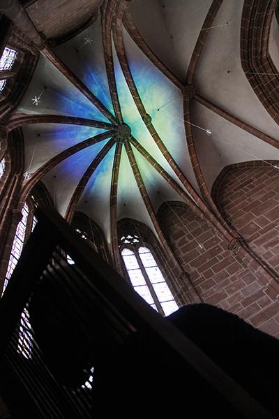 Videokunst im Lutherjahr 2017 - Stiftskirche Kaiserlslautern - Ralf Kopp