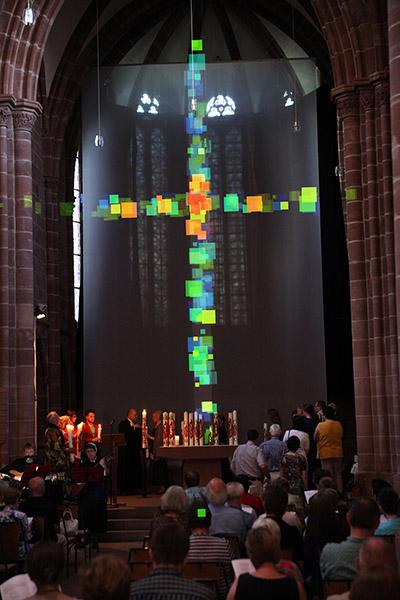 nacht-s-leben Stiftskirche Ursprung