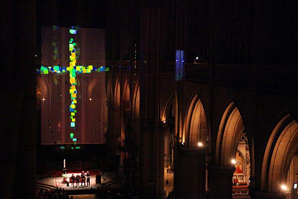 Nacht der Kirchen Linz Mariendom