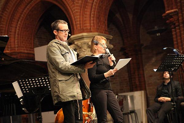 Die schöne Müllerin - Dagmar Manzel und Ulrich Matthes - ralf kopp